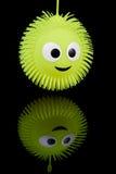 Желтая игрушка силикона Стоковое фото RF