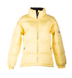 Желтая куртка стоковое изображение rf