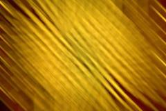 Желтая предпосылка конспекта движения стоковая фотография rf