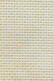 Желтая предпосылка текстуры ткани чистки Стоковая Фотография RF