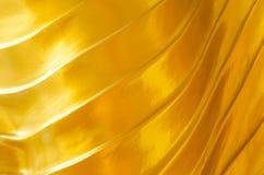 Желтая предпосылка Стоковое Фото