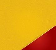 Желтая предпосылка Стоковые Изображения RF