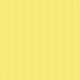 Желтая простая безшовная картина Стоковая Фотография