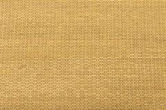 Желтая стена сделанная кирпича для предпосылки и текстуры Стоковые Изображения