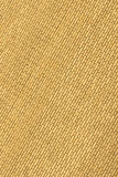 Желтая стена сделанная кирпича для предпосылки и текстуры Стоковое Фото