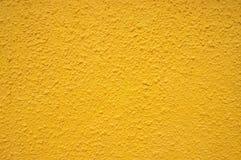 Желтая стена Стоковая Фотография RF