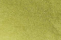 Желтая текстура полотенца ванны цвета Стоковые Изображения RF