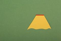 Желтая юбка Стоковые Фотографии RF