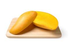 Желтое манго Стоковая Фотография RF