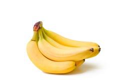 Желтые бананы Стоковые Фото