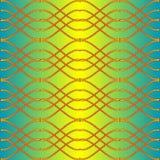 Желтые и красные оплетки текстуры иллюстрация штока