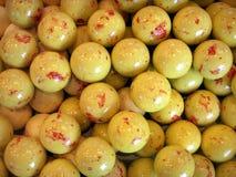 Желтые помадки Стоковые Фотографии RF