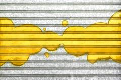 Желтые пузыри иллюстрация штока