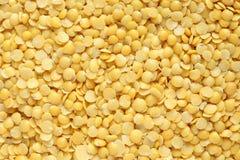 Желтые чечевицы Стоковые Изображения RF