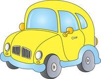 Желтый автомобиль Бесплатная Иллюстрация