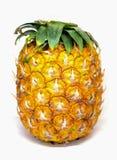Желтый зрелый экзотический ананас плодоовощ для сладостного вегетарианского десерта Стоковые Фотографии RF
