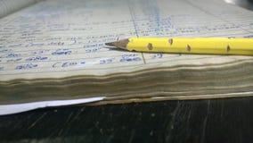 Желтый карандаш Стоковая Фотография RF