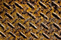 Желтый металл стоковые изображения rf