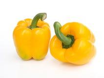 Желтый перец Стоковая Фотография RF