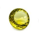 Желтый самоцвет Стоковая Фотография RF