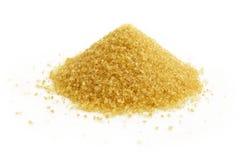 Желтый сахарный песок Стоковое фото RF