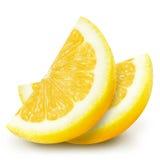 Желтый состав лимонов Стоковые Изображения RF
