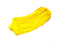 Желтый ход Стоковая Фотография RF