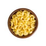 желтый цвет абстрактных макаронных изделия предпосылки сырцовый Стоковые Фото