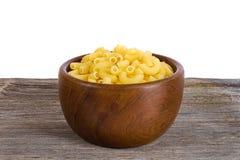 желтый цвет абстрактных макаронных изделия предпосылки сырцовый Стоковое Изображение