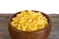 желтый цвет абстрактных макаронных изделия предпосылки сырцовый Стоковое Фото