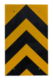 Желтый цвет знака уличного движения Стоковые Фотографии RF