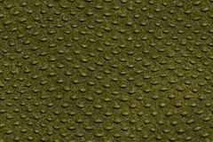 желтый цвет кожи крокодила красный Стоковое Изображение RF