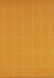 желтый цвет плитки Стоковые Фото