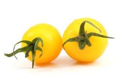 желтый цвет томатов 2 Стоковые Фото