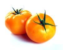 желтый цвет томатов 2 Стоковое фото RF
