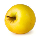 желтый цвет яблока зрелый Стоковое Изображение RF