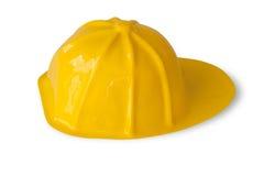 Шлем работая для ребенка Стоковое Изображение