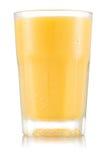 Желтый smoothie плодоовощ в стекле Стоковые Фотографии RF
