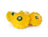 желтый zucchini Стоковая Фотография