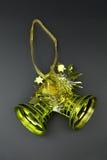2 желтых колокола Стоковое Фото