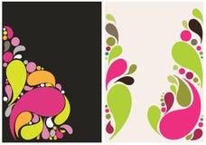 живое абстрактной предпосылки красивейшее розовое Стоковые Изображения RF