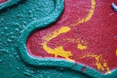 Живое искусство улицы Стоковое Изображение