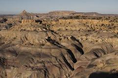 Живописная местность пика Анджела Стоковое фото RF