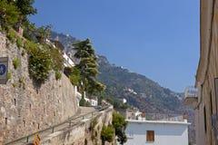 Живописная панорама побережья 16 Стоковое фото RF