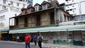 Живописный город Порт Луи в республике Маврикия Стоковая Фотография