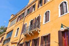 Живописный итальянский дом Стоковые Фотографии RF
