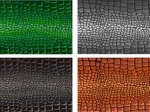 Животная кожа Стоковое Фото