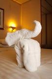 животное полотенце туристического судна Стоковое Фото
