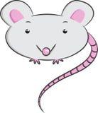 Животные вектора, мышь Стоковые Изображения