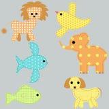 Животные младенца Стоковые Изображения RF